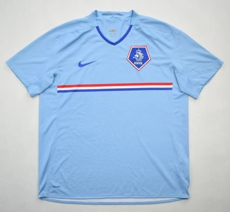 2008-09 HOLLAND SHIRT L