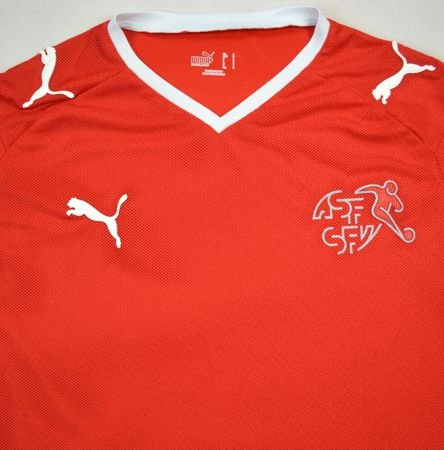 2008-10 SWITZERLAND SHIRT L