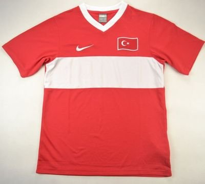 2008-10 TURKEY SHIRT S