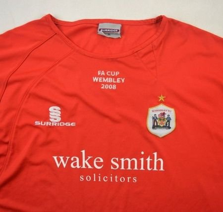 2008 BARNSLEY FC SHIRT XL Football / Soccer \ Championship ...
