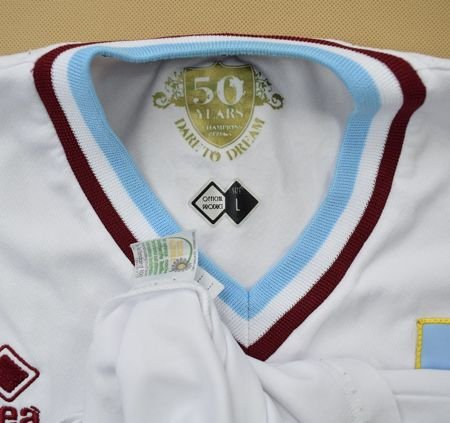 2009-10 BURNLEY FC SHIRT L