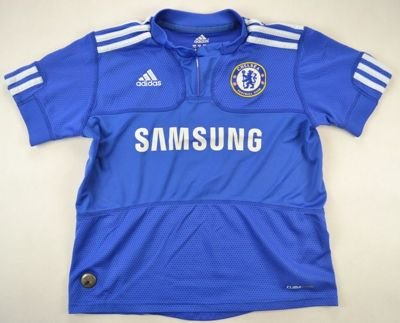 2009-10 CHELSEA LONDON *LAMPARD* SHIRT M. BOYS