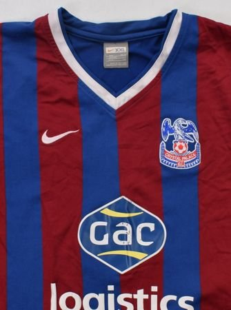 2009-10 CRYSTAL PALACE FC SHIRT 2XL