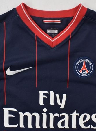 2009-10 PARIS SAINT-GERMAIN SHIRT M. BOYS