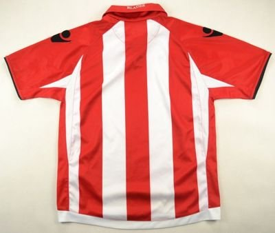 2009-10 SHEFFIELD UNITED SHIRT M. BOYS