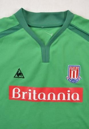2009-10 STOKE CITY SHIRT XL. BOYS