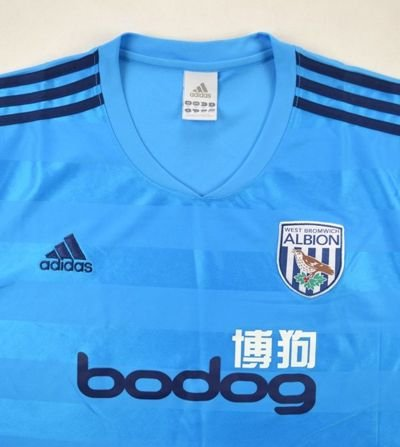 2009-10 WEST BROMWICH ALBION SHIRT XL