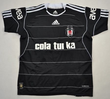 2010-11 BESIKTAS STAMBUL *QUARESMA* SHIRT XL. BOYS