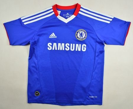 2010-11 CHELSEA LONDON S. BOYS 140 CM