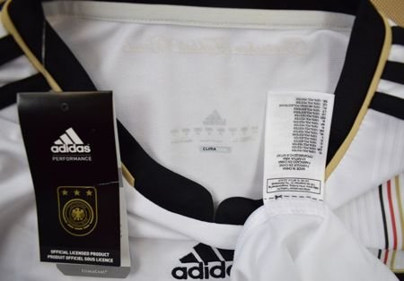 2010-11 GERMANY SHIRT M