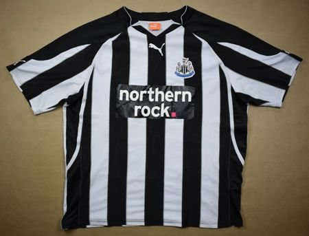 2010-11 NEWCASTLE UNITED SHIRT XL