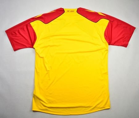 2010-11 RC LENS SHIRT 2XL