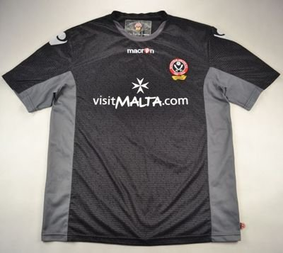 2010-11 SHEFFIELD UNITED SHIRT XXXL
