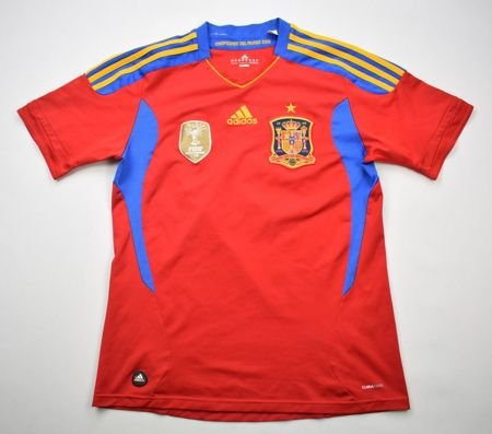 2010-11 SPAIN *FABREGAS* SHIRT XL. BOYS 170-176 CM