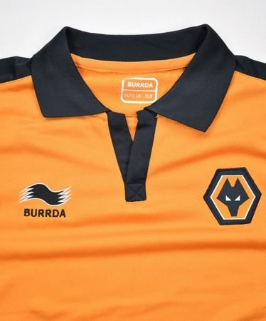2010-11 WOLVERHAMPTON SHIRT XL. BOYS