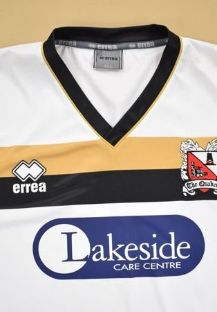 2011-12 DARLINGTON SHIRT 4XL