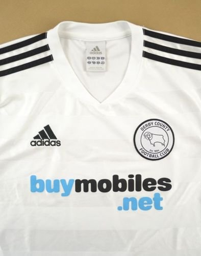 2011-12 DERBY COUNTY SHIRT S