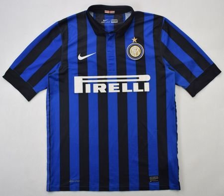 2011-12 INTER MILAN SHIRT M