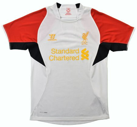 2011-12 LIVERPOOL SHIRT XL. BOYS