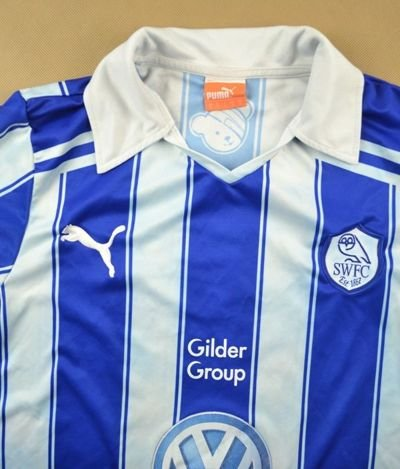 2011-12 SHEFFIELD WEDNESDAY SHIRT S