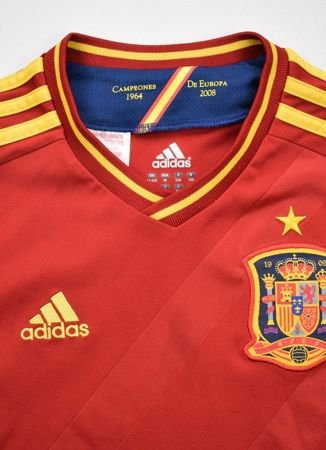 2011-12 SPAIN  SHIRT M. BOYS 152 CM