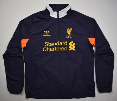 2012-13 LIVERPOOL TOP M