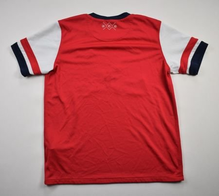 2012-14 ARSENAL LONDON SHIRT L. BOYS 152-158 CM