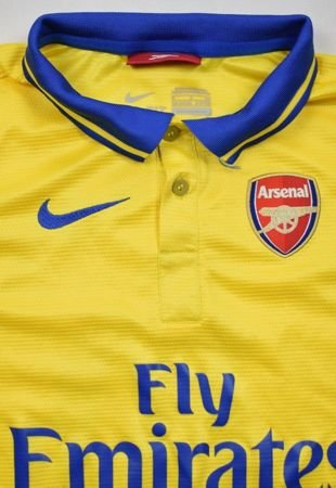 2013-14 ARSENAL *WILSHERE* CL LONGSLEEVE S. BOYS
