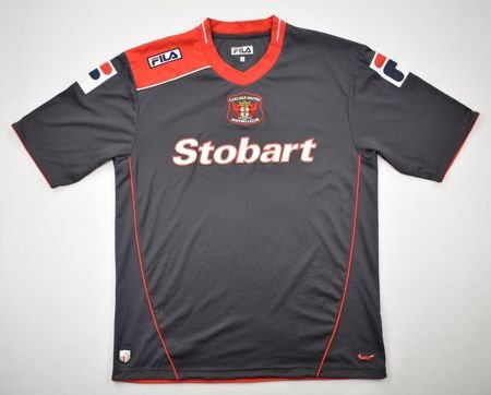 2013-14 CARLISLE UNITED SHIRT XL