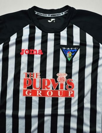 2013-14 DUNFERMLINE ATHLETIC FC SHIRT L