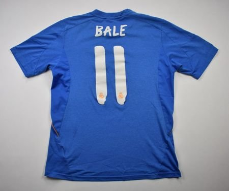 2013-14 REAL MADRID *BALE* SHIRT S