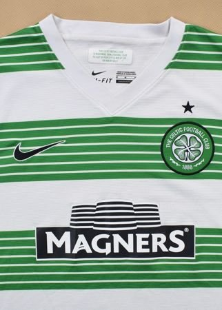 2013-15 CELTIC GLASGOW SHIRT M