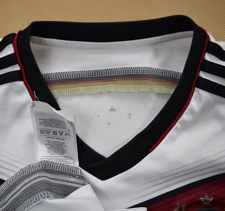 2014-15 GERMANY SHIRT S