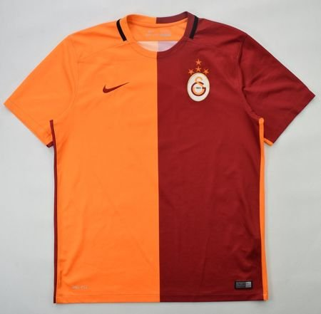 2015-16 GALATASARAY *BILAL* SHIRT L