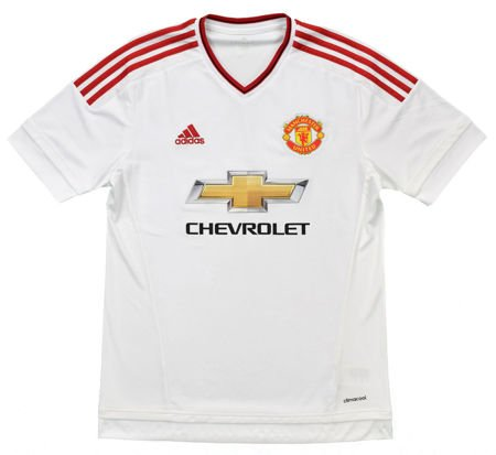 2015-16 MANCHESTER UNITED SHIRT S