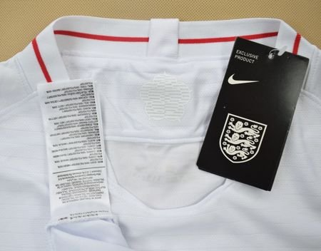 2018-19 ENGLAND SHIRT XL