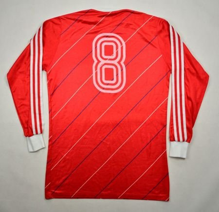 ADIDAS MADE IN WEST GERMANY LONGSLEEVE SHIRT L
