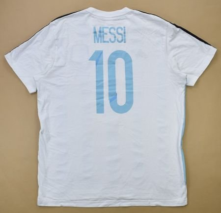 ARGENTINA *MESSI* T-SHIRT XL