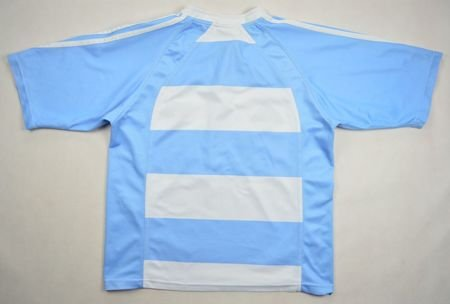 ARGENTINA RUGBY ADIDAS SHIRT S