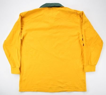 AUSTRALIA RUGBY COTTON TRADERS SHIRT L