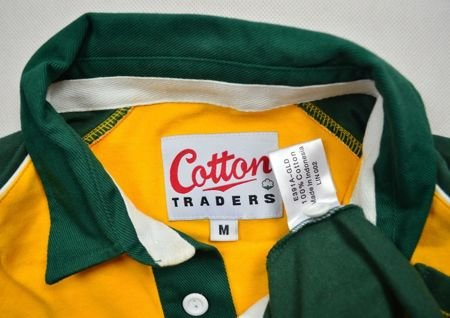 AUSTRALIA RUGBY COTTON TRADERS SHIRT M
