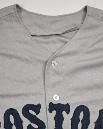 BOSTON RED SOX MLB *CRAWFORD* MAJESTIC SHIRT 52