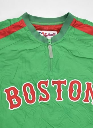 BOSTON RED SOX MLB MAJESTIC JACKET XL