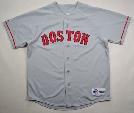 BOSTON RED SOX MLB MAJESTIC SHIRT XL
