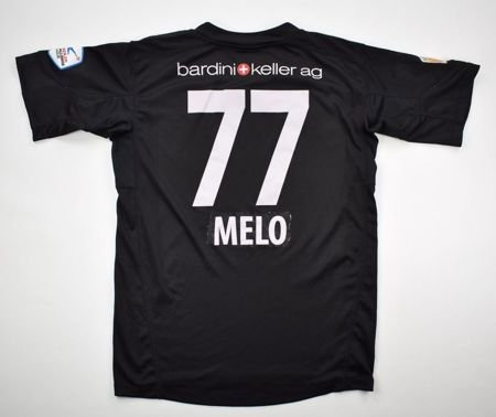 2014-15 FC LE MONT *MELO* PLAYER ISSUE SHIRT M