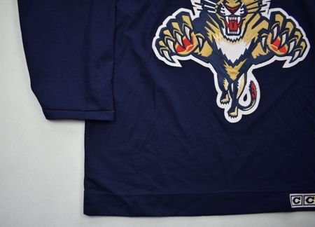 FLORIDA PANTHERS NHL CCM SHIRT L