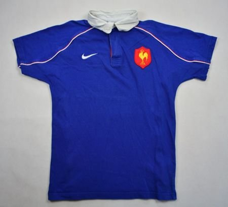 FRANCE RUGBY SHIRT S
