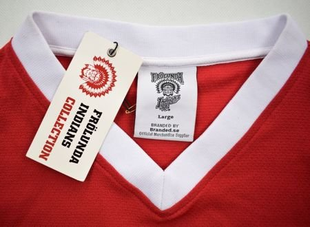 FROLUNDA INDIANS VS OTTAWA SENATORS OFFICIAL SHIRT L