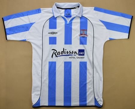 GALWAY UNITED SHIRT L