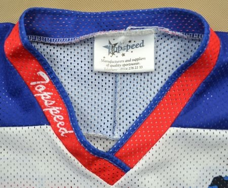 GLOUCESTER BOXERS HOCKEY TOPSPEED SHIRT S
